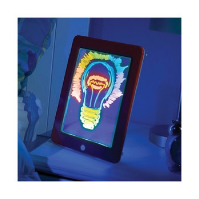 Magic Pad | Light Up LED Board | Draw Sketch | Create Doodle Art | Write Learning Tablet v