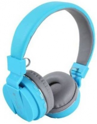SH-12 Wireless Bluetooth Headphone with FM/SD Card Slot with Music and Calling Control